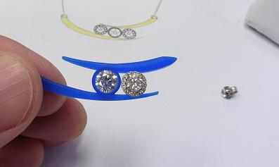 Image of a custom diamond pendant cropped)