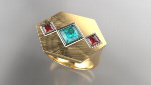 Custom Signet Ring Congers Jewellers