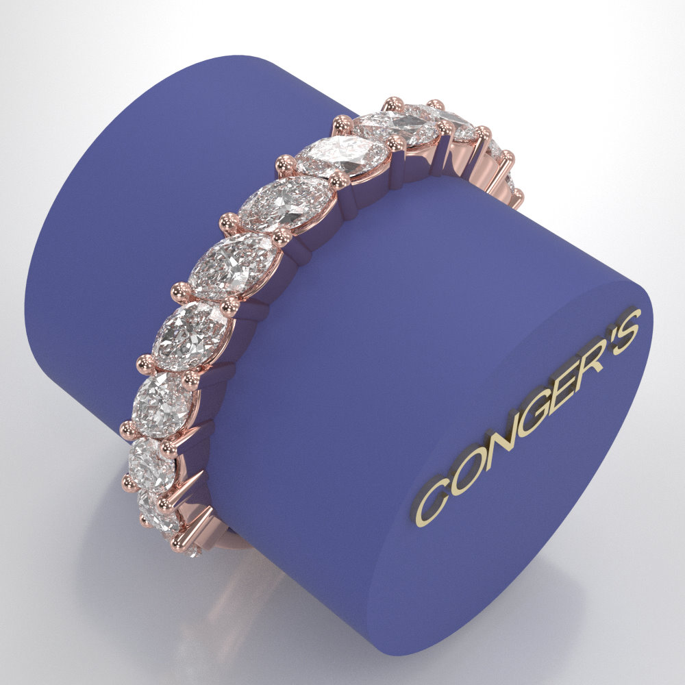 Image of a Ring Design. Conger's Jewellers Ottawa Jewelery Design